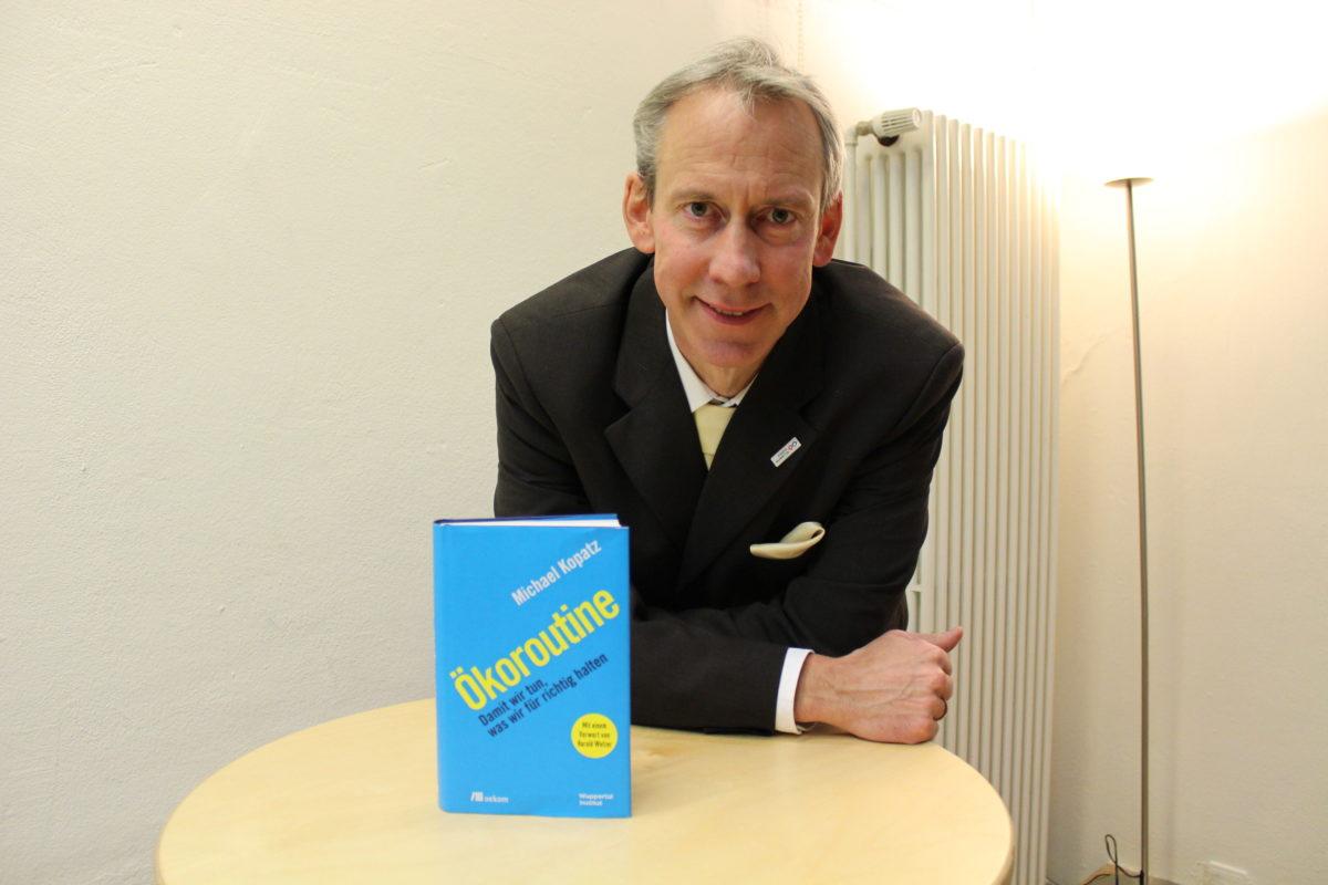 Öko zur Routine werden lassen: Interaktive Lesung mit Michael Kopatz
